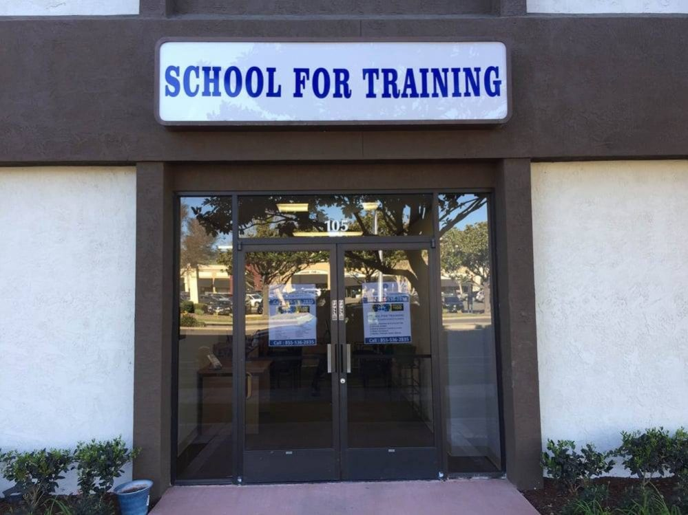 School For Training