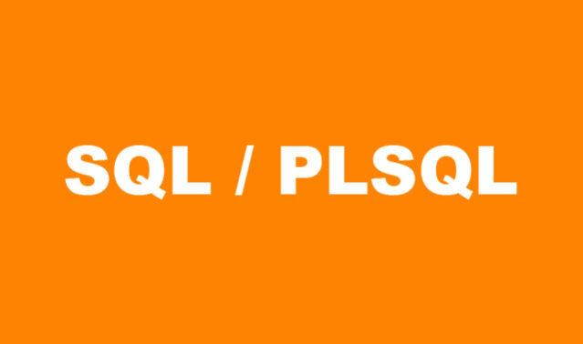 SQL/PLSQL Course Training in Fremont CA